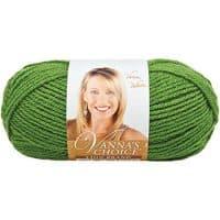 Lion Brand Vanna's Choice Yarn (172) Kelly Green, Kelly Green
