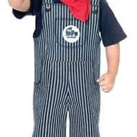 Fun World Costumes Baby's Train Engineer Toddler Costume