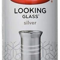Krylon Looking Glass Silver-Like Aerosol Spray Paint 6 Oz.