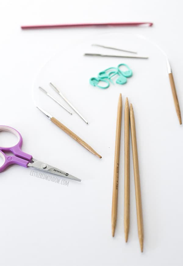 Having the right tools and supplies for your hat knitting project will set you up for success!