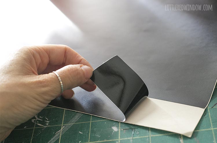 You don't need a Silhouette or Cricut, it's super easy to cut vinyl without one!