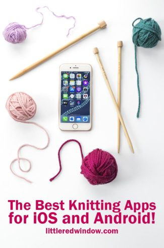 The Best Knitting Apps for iOS and Android!