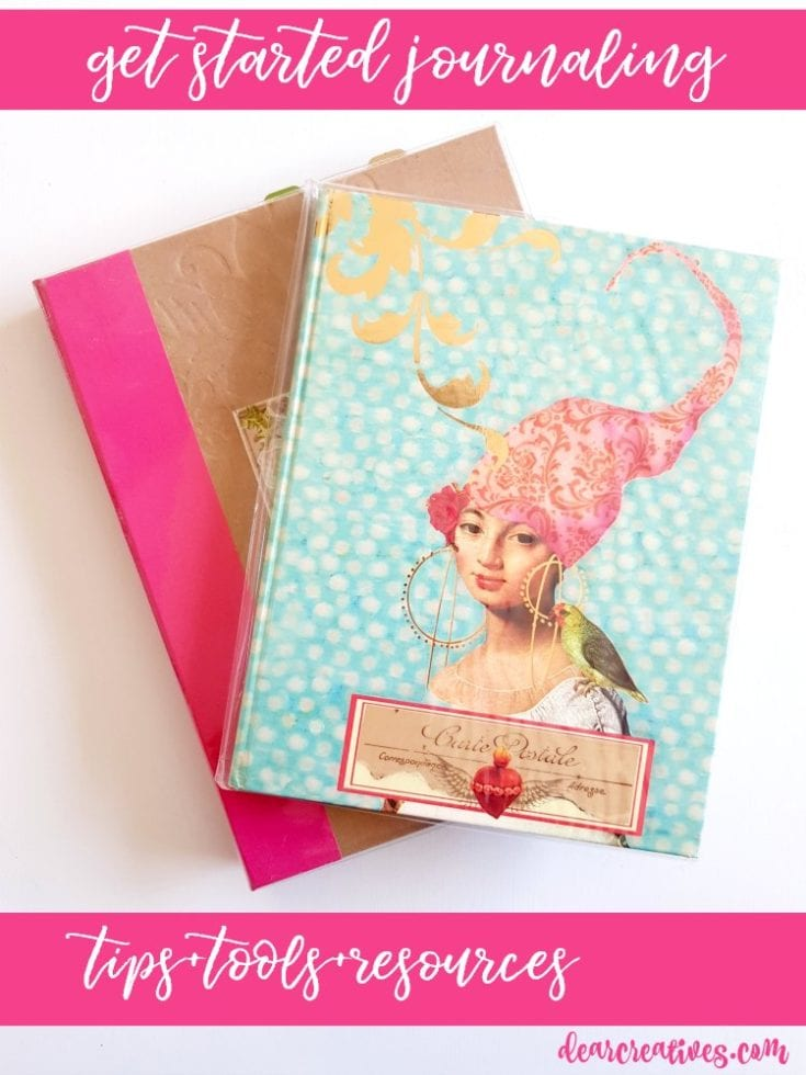 Journaling Ideas, Tips, and Resources To Kick Up Your Journaling