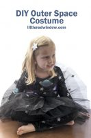 small outer space costume