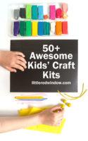 small awesome kids craft kits