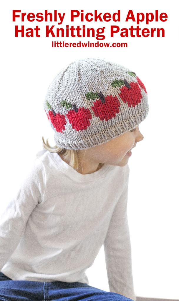 All Knitting Patterns - Little Red Window