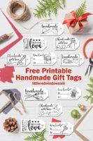 small Free Printable Crafty Gift Tag Set PIN littleredwindowb-01